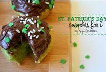 Irish Inspired Recipes for St Patrick's Day / The best Irish-inspired recipes! / by Anyonita Nibbles