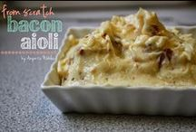 The Best Bacon Recipes / Must try savoury & sweet bacon dishes! Only the best! / by Anyonita Nibbles