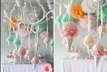 Baby Shower Ideas... / by Luisa Tikolutu