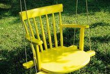 Garden & Backyard & Lakeside / by Jenna Mell