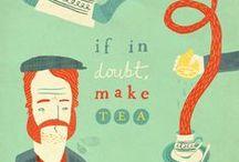 Tea Freak! / by Luisa Tikolutu