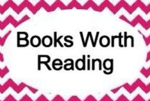 Books Worth Reading / by Shandra Mueller