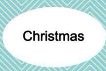 Celebrations: Christmas / by Shandra Mueller