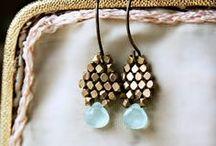 Earrings,rings & things / by Margie S.