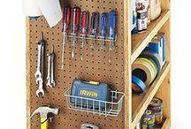Store It Ideas / by Margie S.