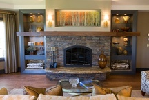 Home Ideas-Fireplaces / by Belen Brooks