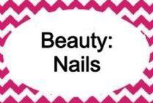Beauty: Nails / by Shandra Mueller
