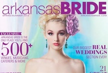 Spring/Summer 2013 Issue / by Arkansas Bride Magazine