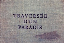 Livres / by Marie-Eve Tanguay