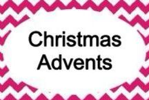 Celebrations: Christmas advents / by Shandra Mueller
