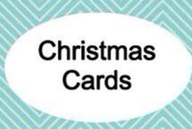 Celebrations: Christmas cards / by Shandra Mueller