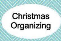 Celebrations: Christmas organizing / by Shandra Mueller