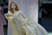 Edible Couture / fashion cakes!! / by Wendy Bush