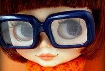 0 Whimsical Dolls / Porcelain and mixed media dolls / by Wendy Bush