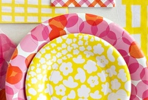 Treats & Tablewares! / by Hint of Whimsy