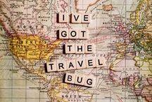 Travel ♥ / by Jessica Almeda