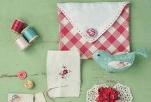 Sew Cute! / by Ilona Bruner