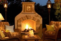 Fireplaces  / by Carol Bencivenga
