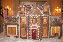 Gingerbread Houses / by Carol Bencivenga