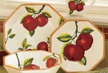 Apple Decor  / by Carol Bencivenga