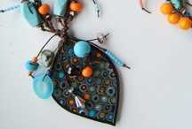 Beads, wire, clay, glass / by Donsky Designs