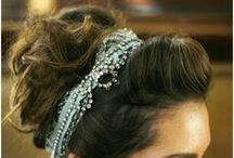 Curly Accessories / Looking for that perfect embellishment to compliment your curls?  / by DevaCurl