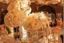 Centerpieces / by Candy Wathen