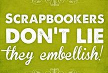 Scrapoholics / Scrapbook layouts that are inspiring, intriguing, cool, or I just like them / by The Scrapoholic