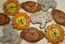 Cookies / by Narisara J Griffaw