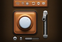 Interface Design / by Robin Liu