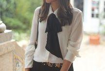 Fashion: Work / by Sarina Harbin