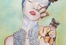 Fashion: Illustration / by Sarah Dick