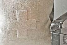 Cushions / by lookslikewhite