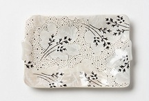 soap dishes / by Laura