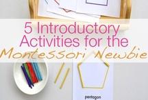 Reggio & Montessori Resources / by Kimberly Garley-Erb