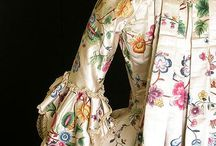 Fashion: Historical Costume: 1700 - 1800 / by Sarah Dick