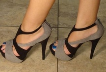 Shoes / by Cassandra Hergert