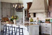 Kitchens / by Kathy Russell