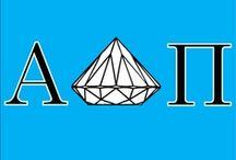 Alpha Delta Pi <> / by Kendra Krupp