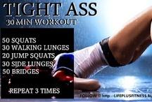 working on my fitness / by Lori Galindo