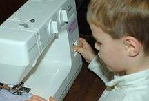 Children Sewing / by AteliêMiudezas