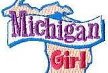 Michigan stuff / for the love of my home! / by Cheryl Kesner Kindlinger