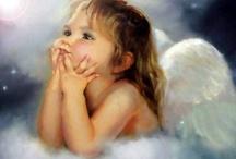 Angels. / by Ria Visser
