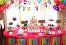 Kid's Birthday Party  / by Hooked On Beauty
