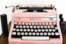 writer / using my right brain / by emily