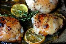 Recipes - Cooking up a storm / by Heather Cranston