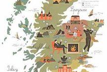 Maps / by Heather Cranston