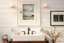 Bathrooms / by Heather Cranston