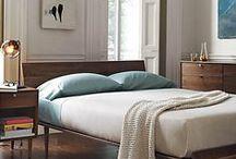Bedrooms / by Heather Cranston