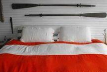 Summer bedroom / by Heather Cranston